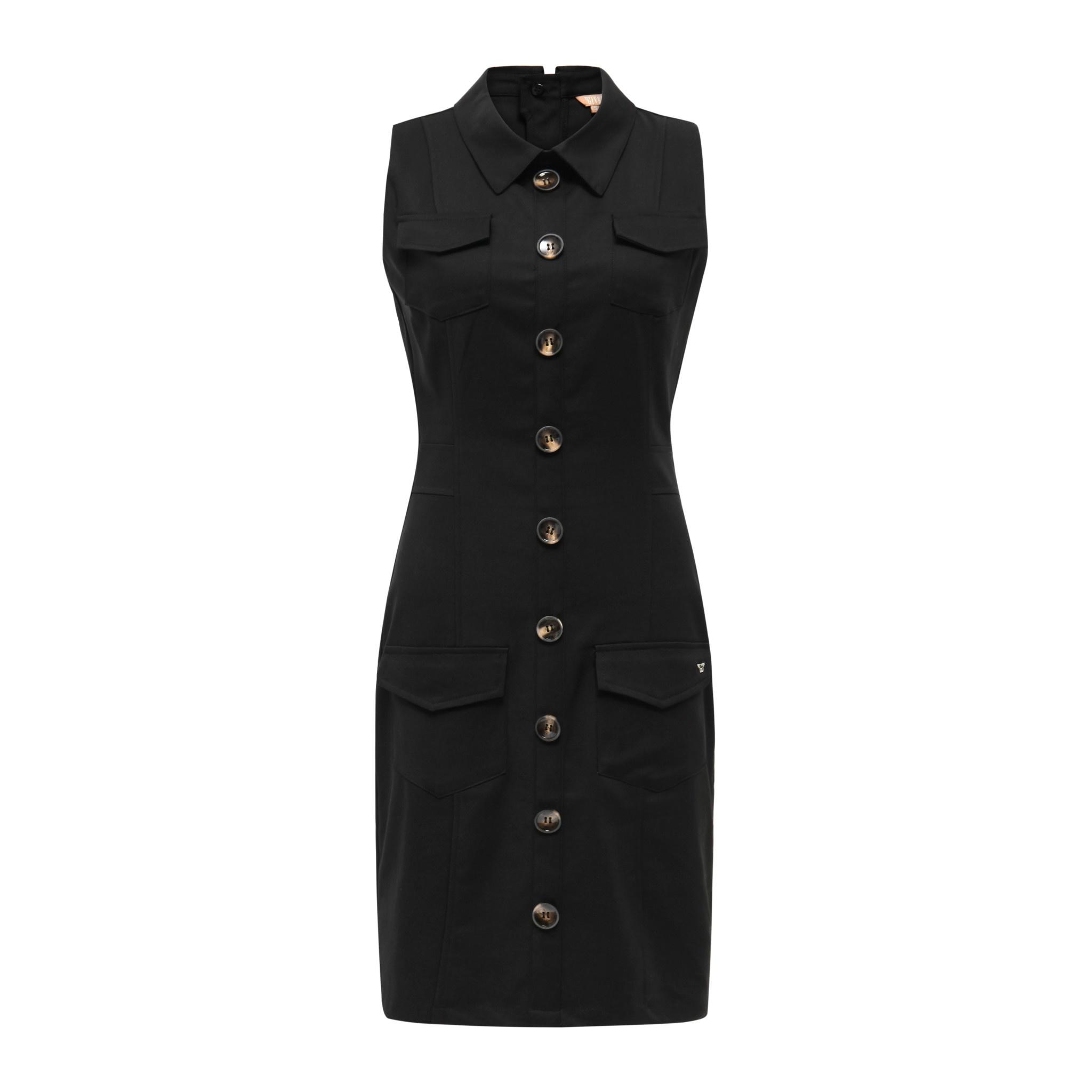 Given Dress Given Zenzi black GW129603