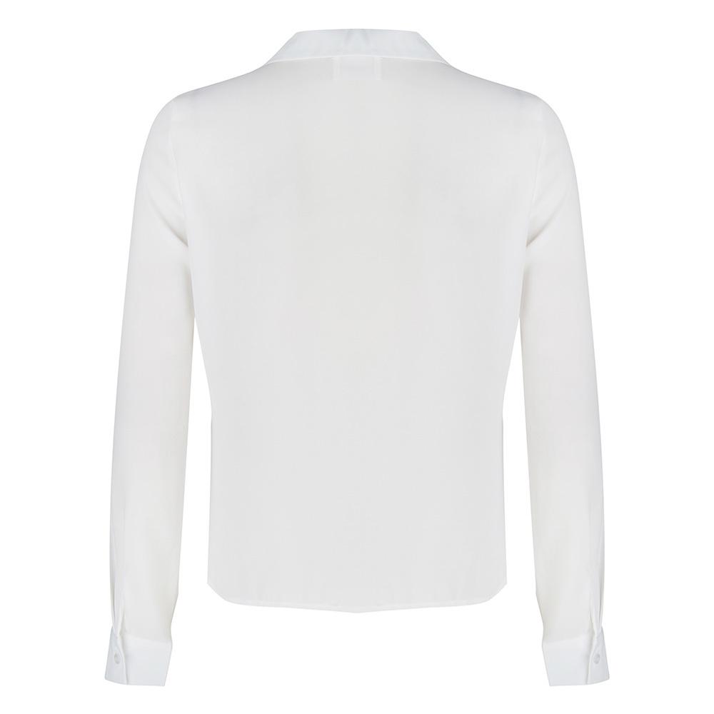 Jacky luxury BLOUSE JLHS19009 off white