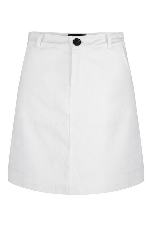 Lofty Manner Skirt Nyna white MB38