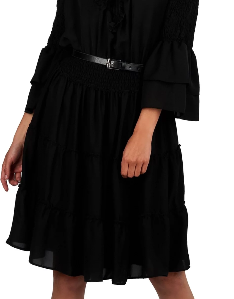 Dress Ilse black RYL523