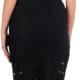 Glamorous Zarah dress Black Glamorous