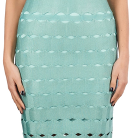 Glamorous Zarah dress Green Glamorous