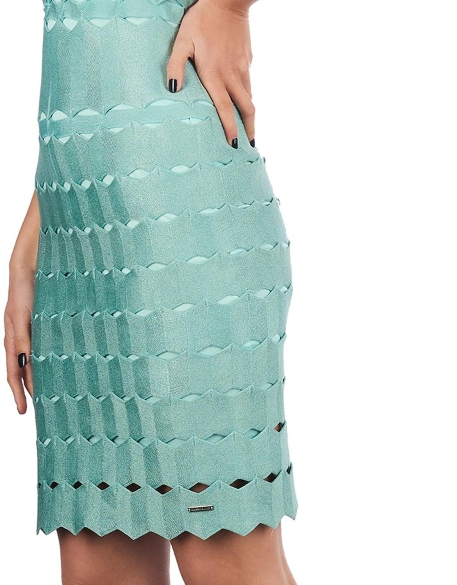 Zarah dress Green Glamorous