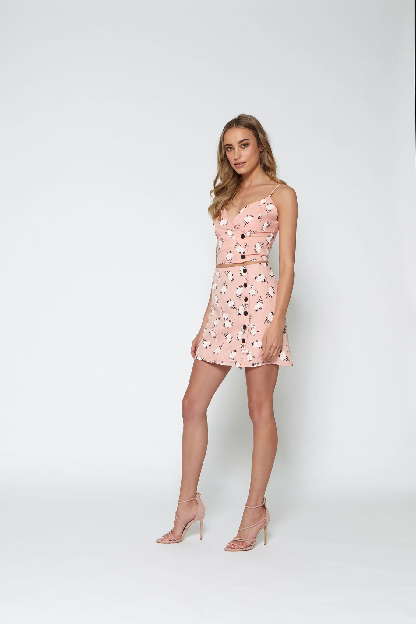 Lofty Manner Top estee MC18.1 pink