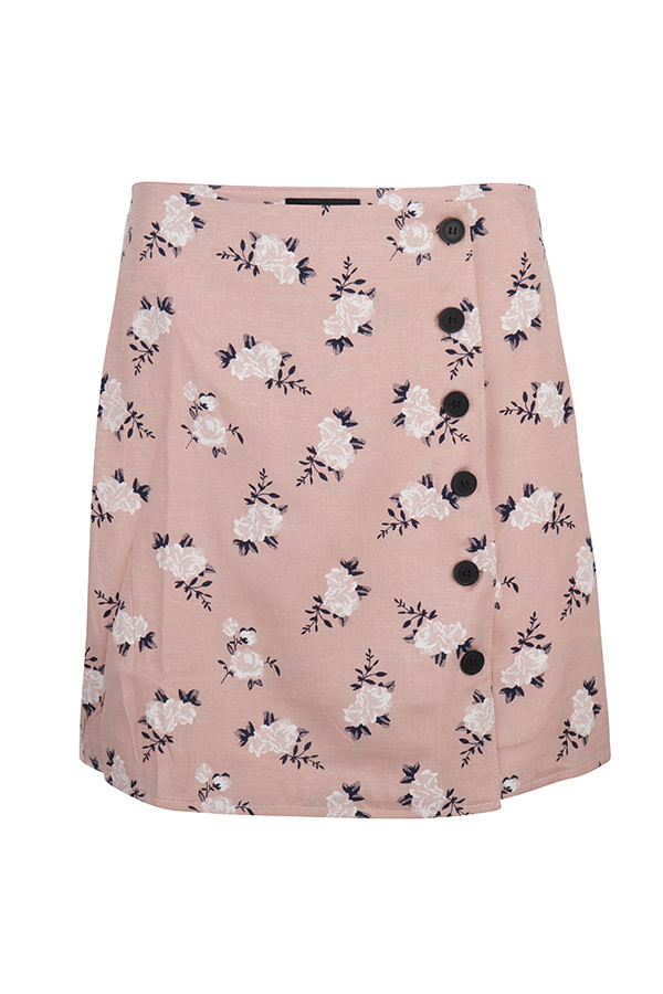 Lofty Manner Skirt Noella MC34 pink