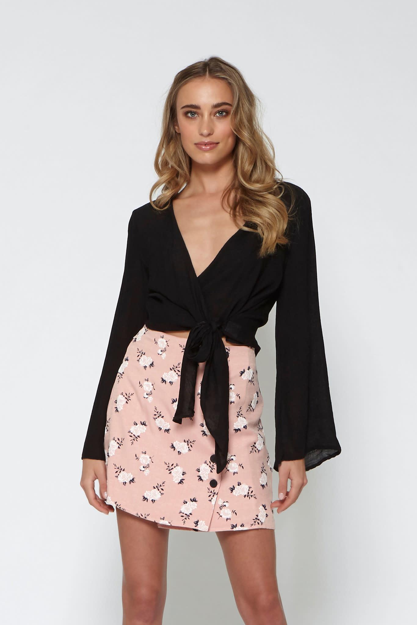 Skirt Noella MC34 pink