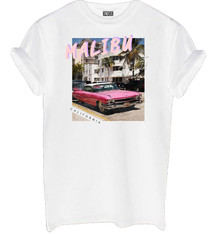 Malibu shirt white