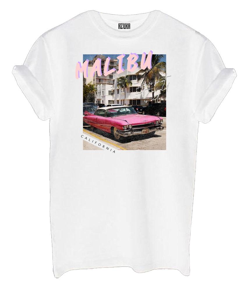 Azuka Malibu shirt white