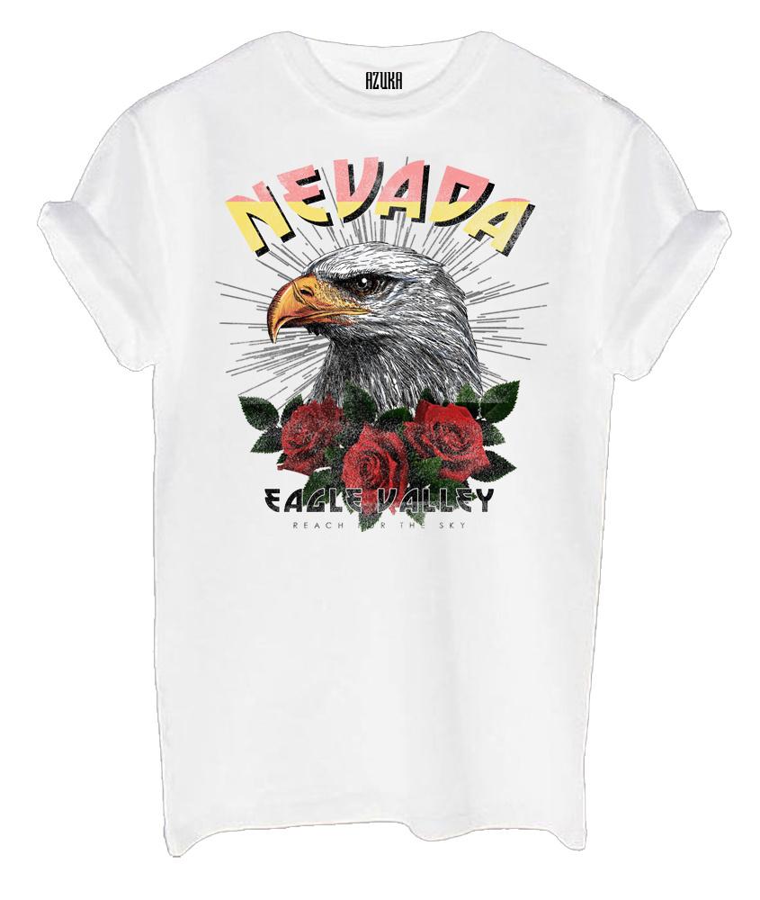 Azuka Shirt dress NEVADA white