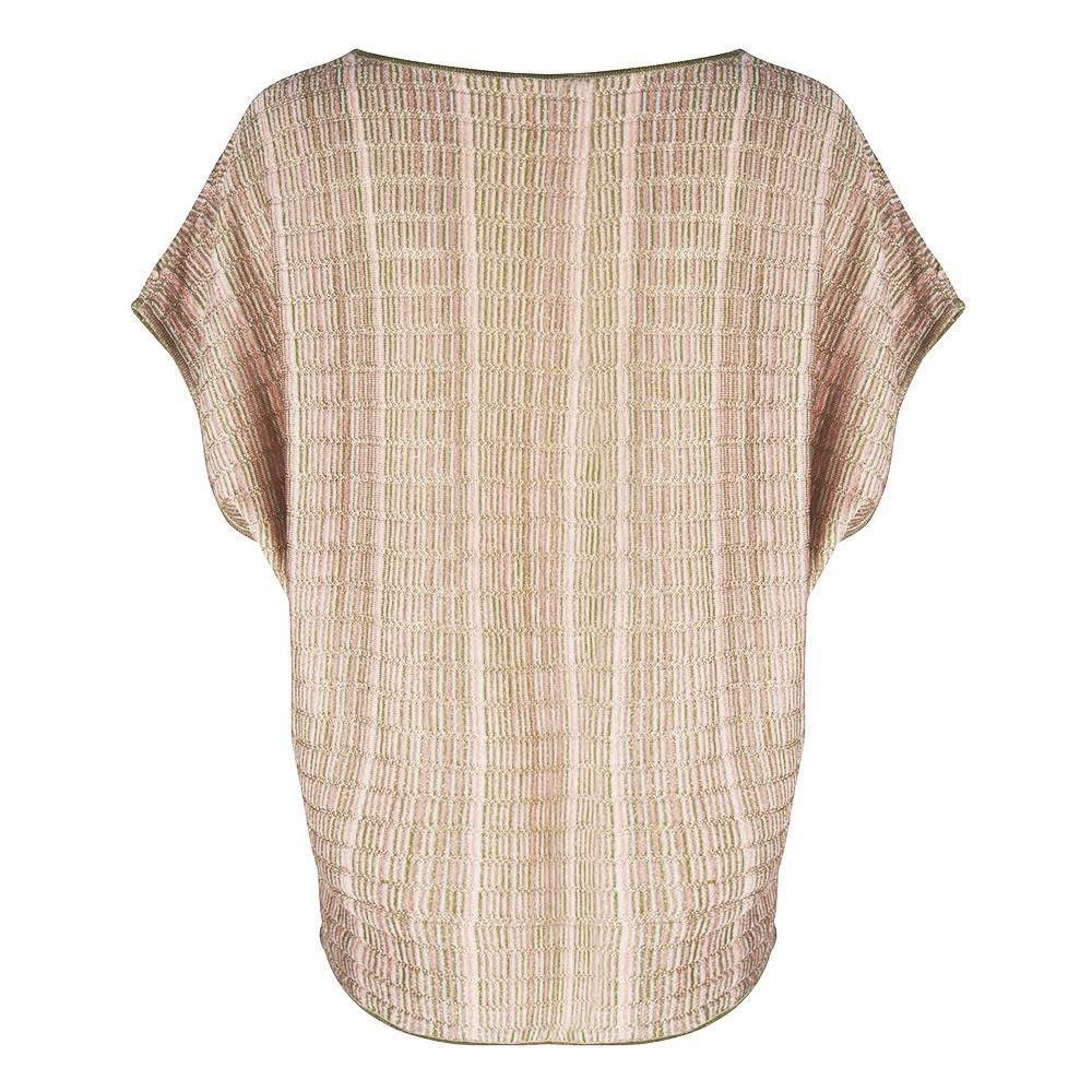 Jlhs19003 top knit multicolor