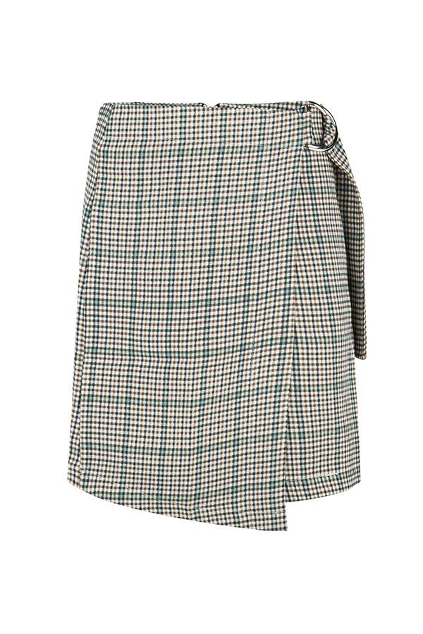 Skirt Helen Lofty Manner MA61 Green