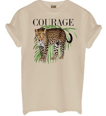 Courage shirt nude