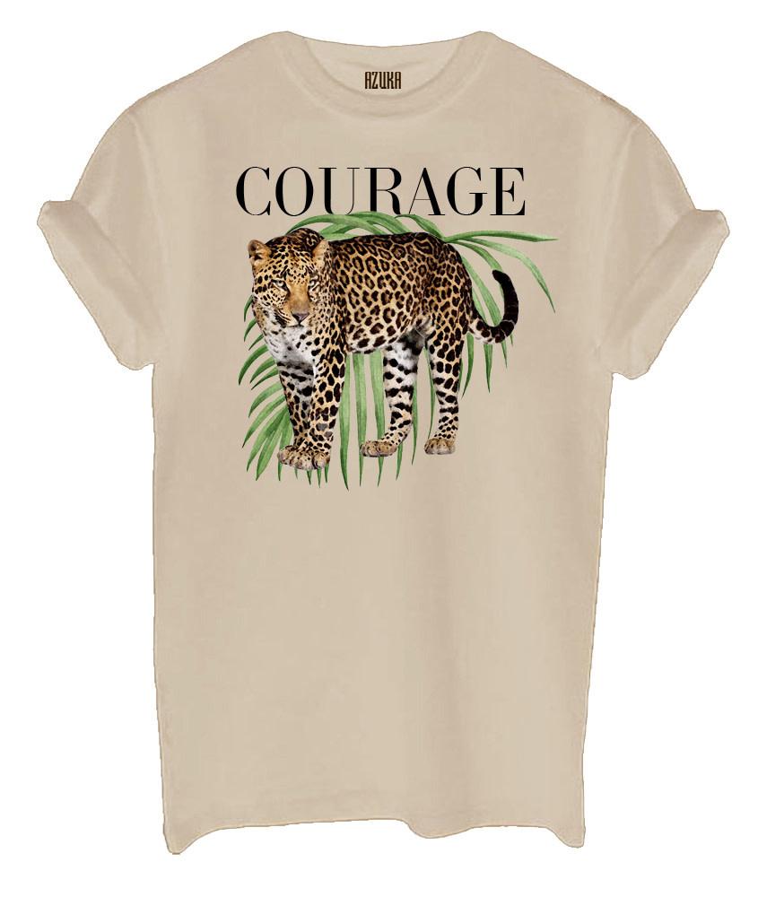 Courage shirt nude