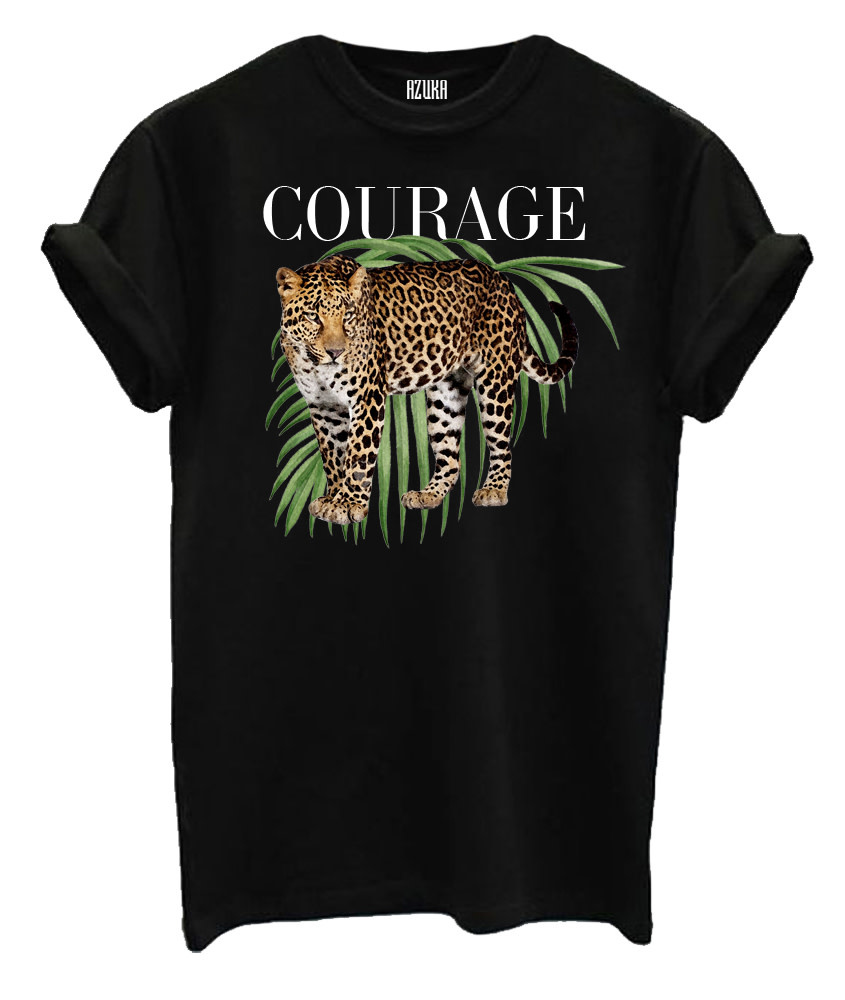 Courage shirt black