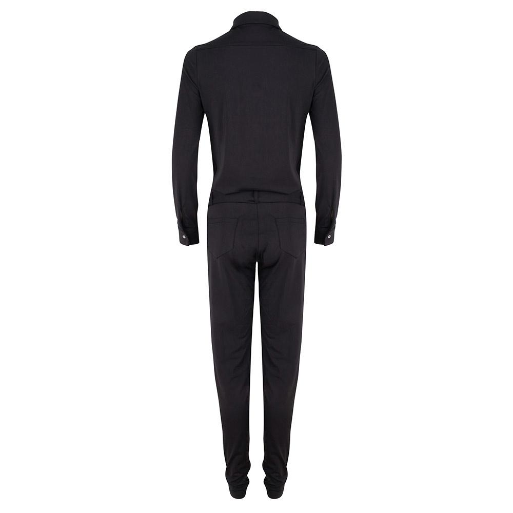 JLFW19132 Traveller jumpsuit black