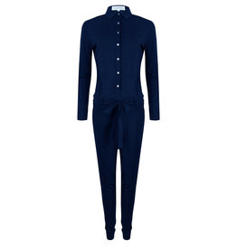 Jacky luxury JLFW19132 Traveller jumpsuit navy