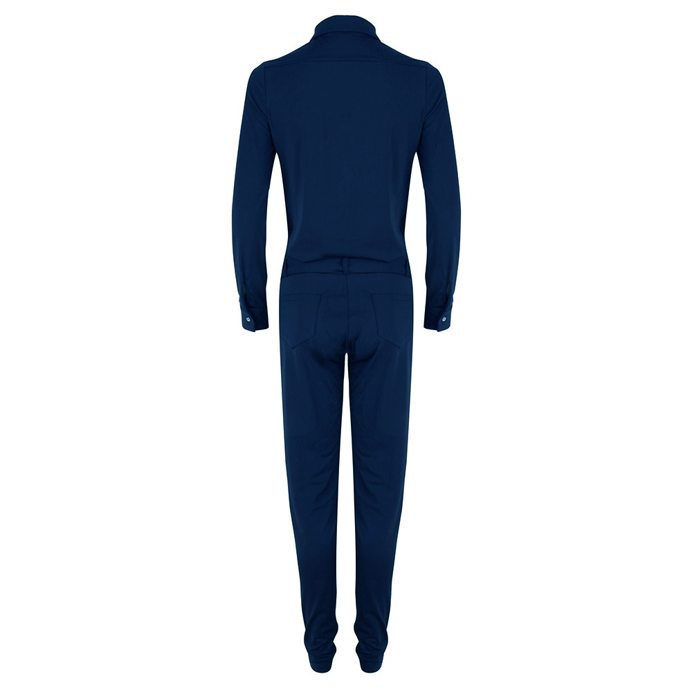 JLFW19132 Traveller jumpsuit navy