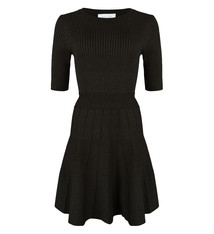 JLFW19037 Dress knit black