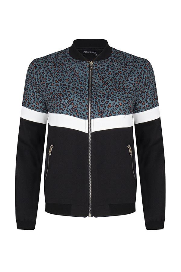 Jacket Philipa black MD54