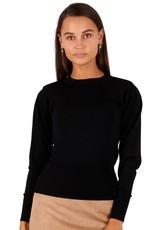 Linsey knit Glamorous 8530 black