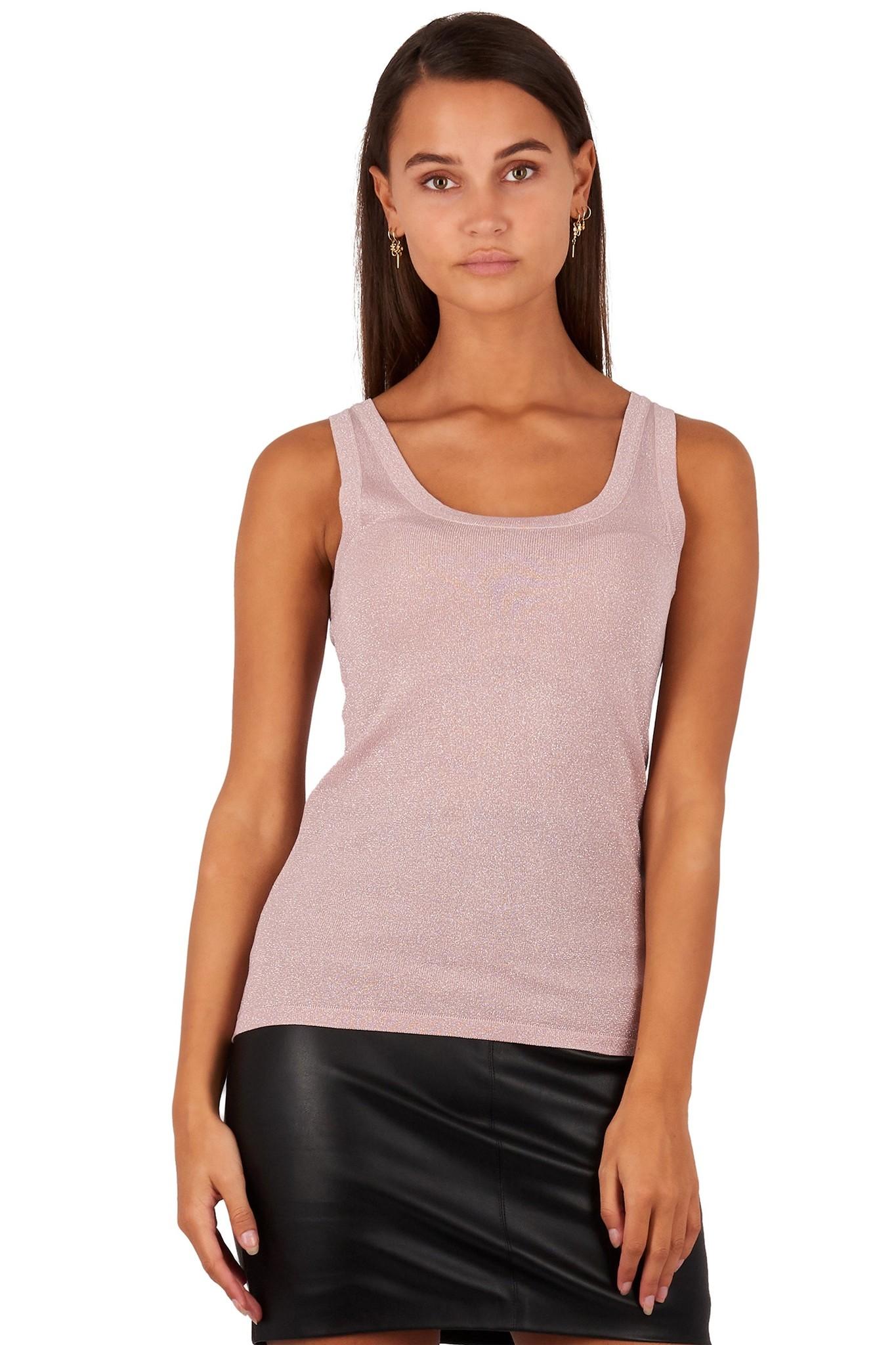 Ivorey top Glamorous pink