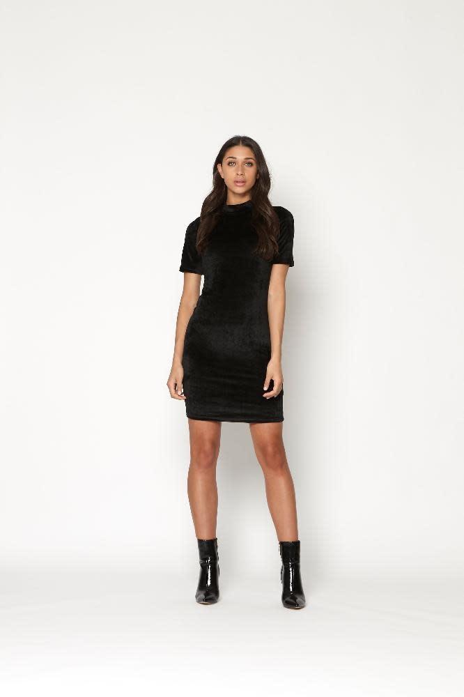 MD55 Dress Diantha Black