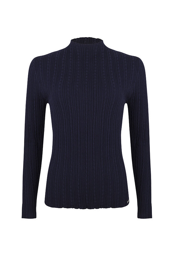 MA55.3 Sweater Chatty Dark Blue