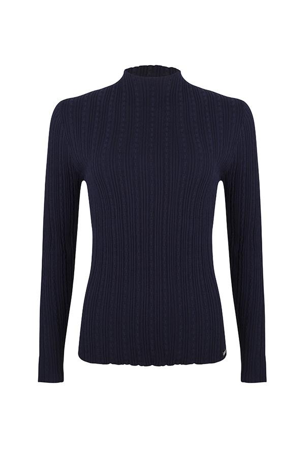 MA55.3 Sweater Chatty Dark Blue