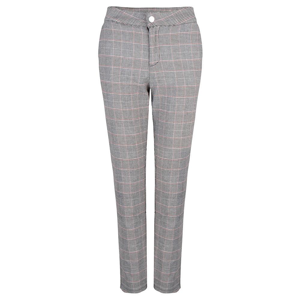 JLFW19131 Trouser check print
