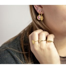 Neo Cross earrings  MEERDERE KLEUREN
