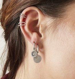 Be kind, Always earrings MEERDERE KLEUREN