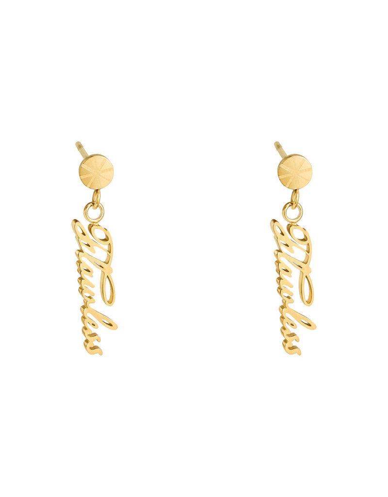 Flawless earrings