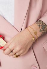 Ladybugs Armband Head Up & No Regrets