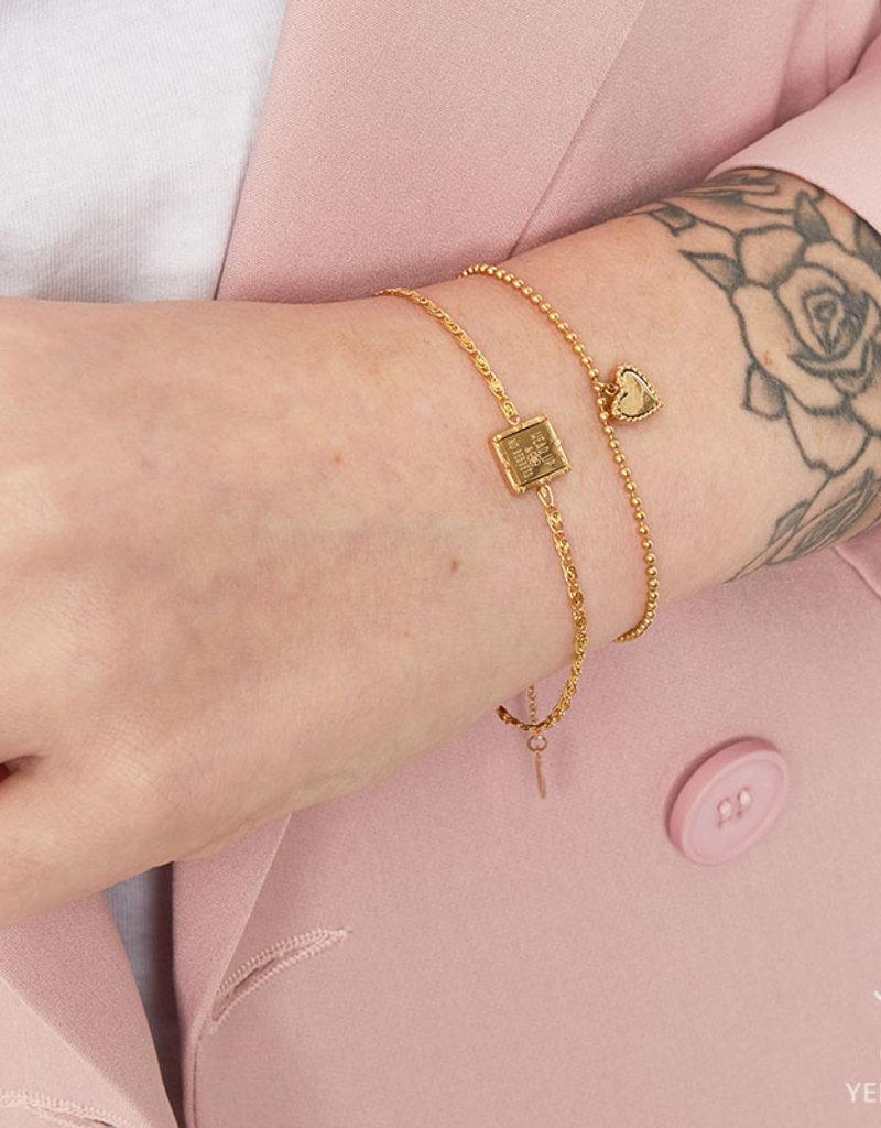 Armband be kind