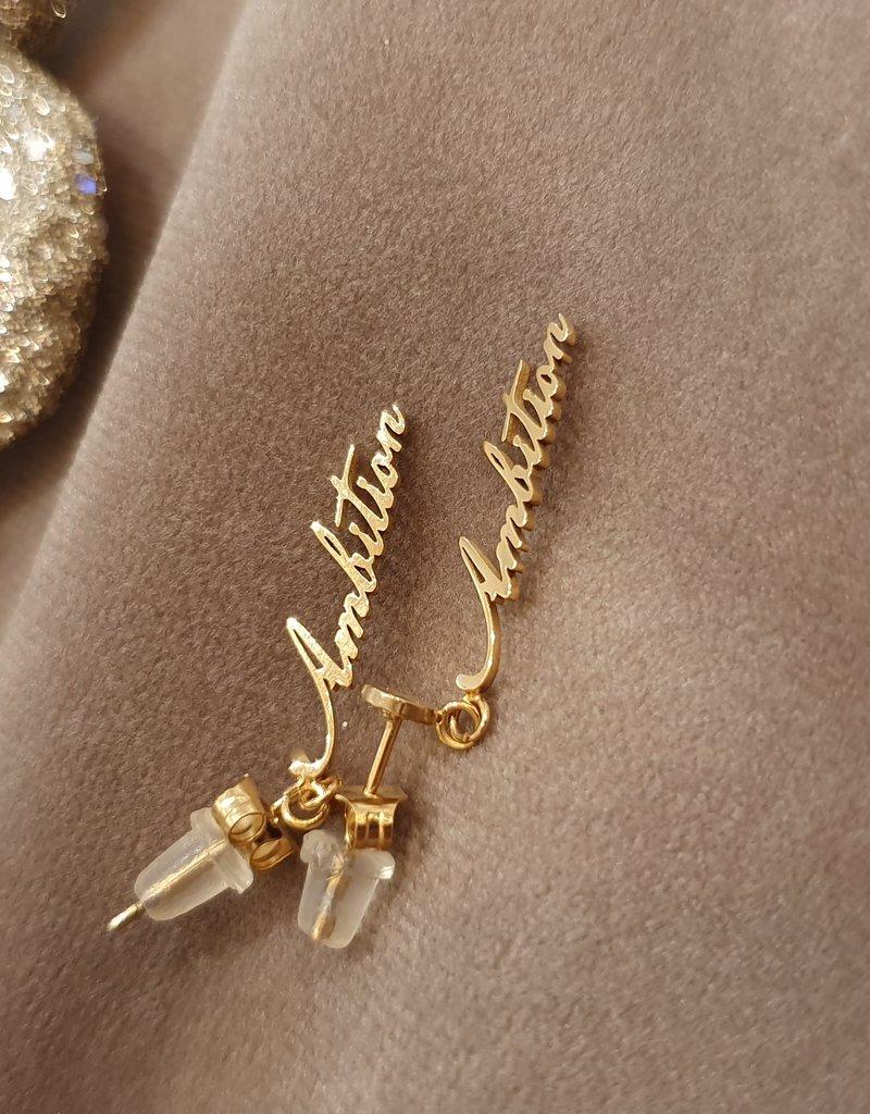Ambition earrings
