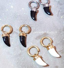 Ladybugs Bull's eye earrings MEERDERE KLEUREN