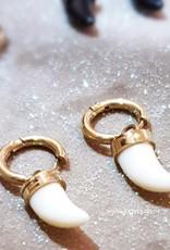 Bull's eye earrings MEERDERE KLEUREN