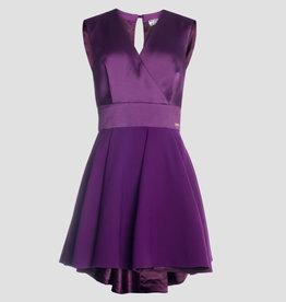 Nance dress PURPLE Pinned