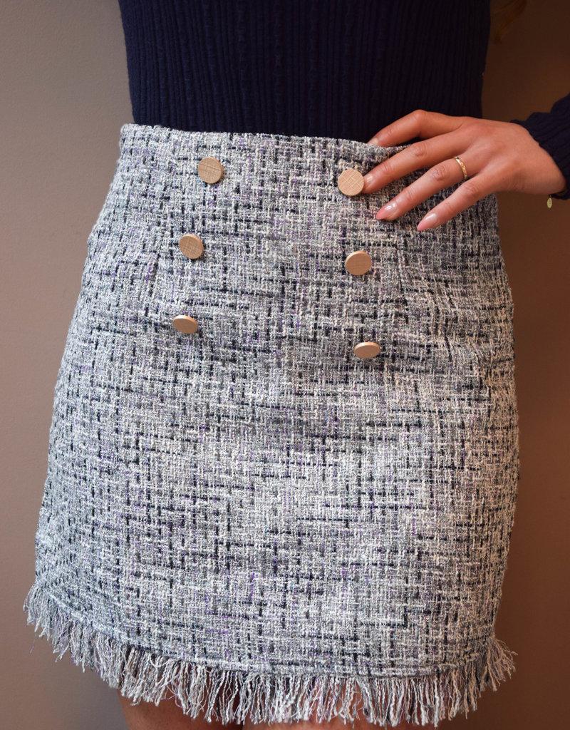 Ladybugs E3747 Chanel inspired skirt