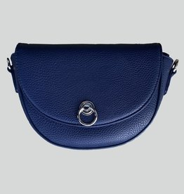Pinned by K The moon bag BLAUW 0-2078