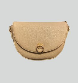 Pinned by K The Moon Bag TAUPE 0 - 2078