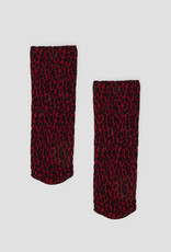 Pinned by K Socks luipaard rood 0 - 1533