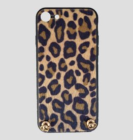 Pinned by K Iphone case LEOPARD Keep your hands free