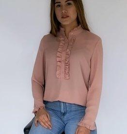 Cluca Pinzolo blouse PINK
