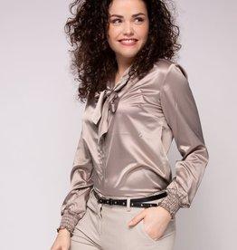 Cluca Meduno blouse TAUPE
