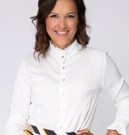 Cluca Costa blouse WHITE