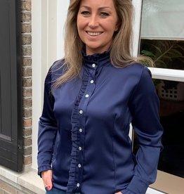 Cluca Borgetto blouse BLUE