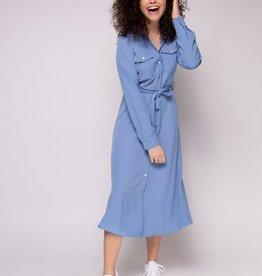 Cluca Jesolo dress BLUE