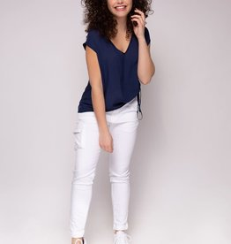 Cluca Vobarno shirt BLAUW