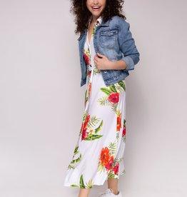 Cluca Curtatone dress FUCHSIA